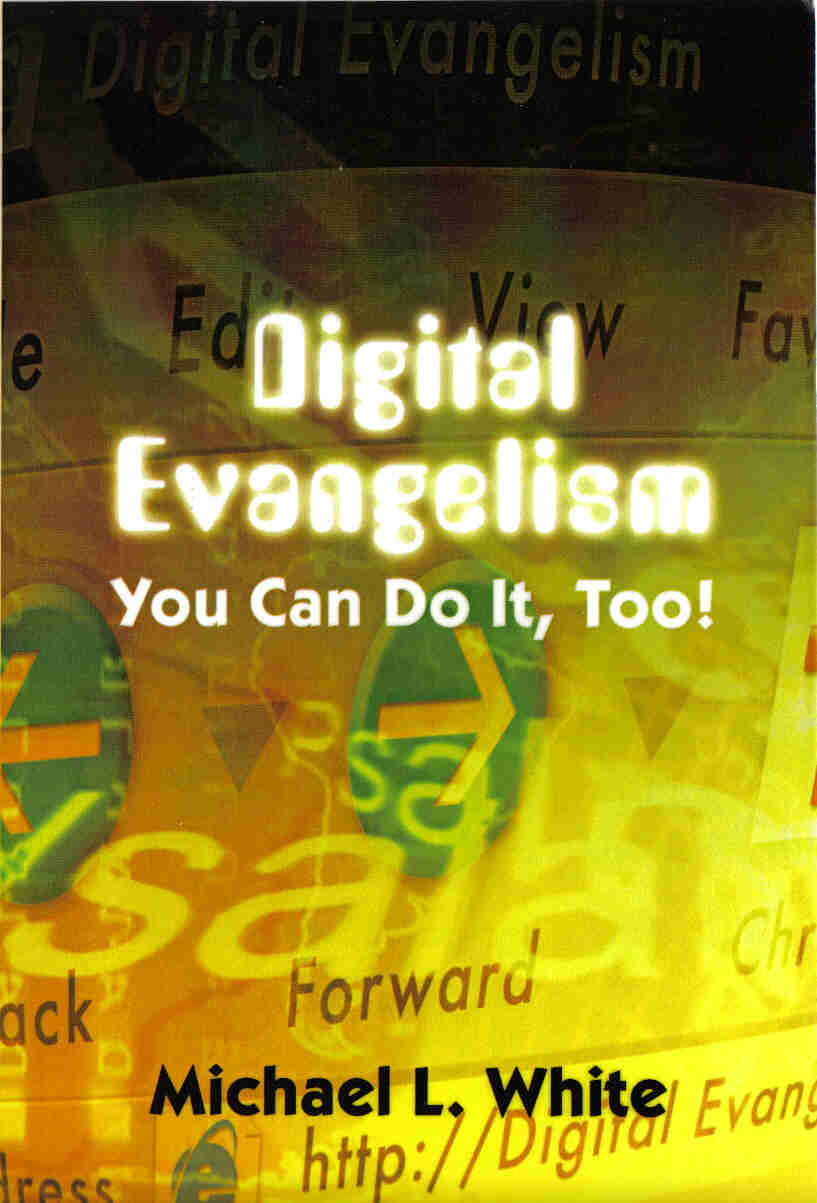 Book Cover for Digital Evangelism: You Can Do It, Too!
