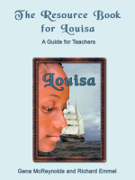 Cover for The Resource Book for Louisa