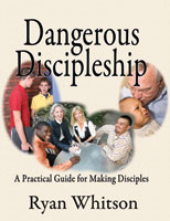 Cover for Dangerous Discipleship
